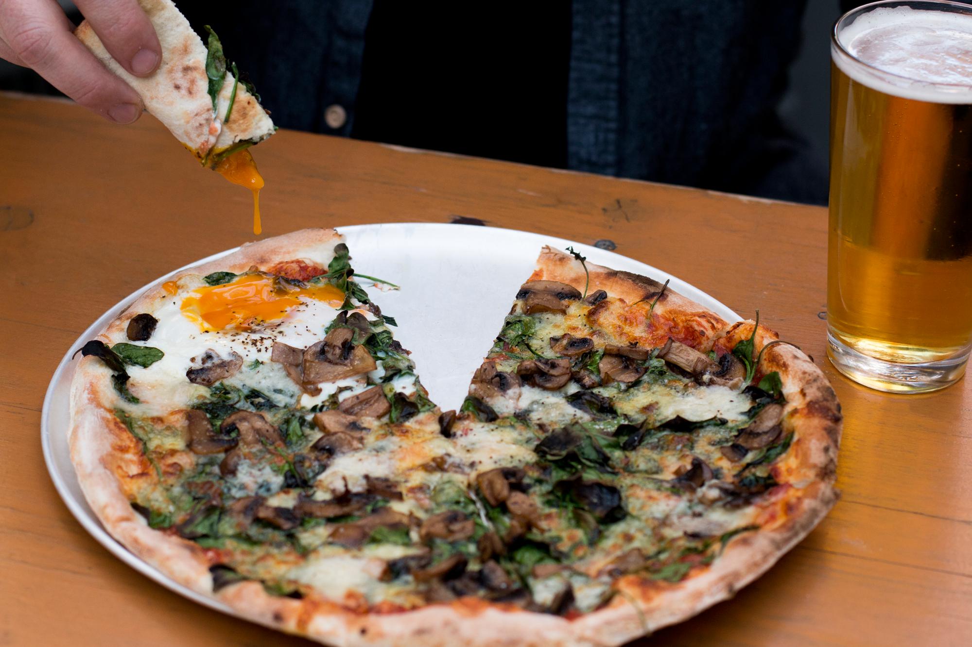 Pizza & Beer Garden